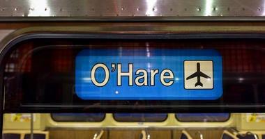OHARE BLUE LINE