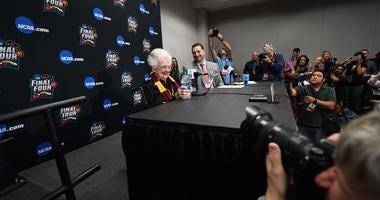 Sister Jean News Conference