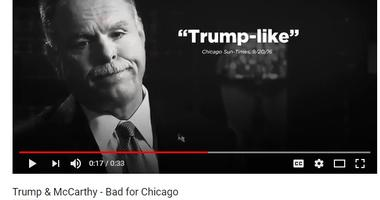 McCarthy Attacked In Ad