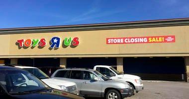 Toys R Us Liquidation
