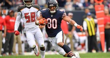 Bears Hopeful Trey Burton Will Be Healthy For Training Camp