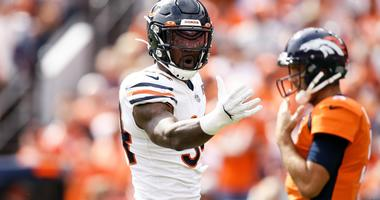 Bears Pleased With Floyd's Play Despite Modest Numbers