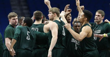 Michigan State Spartans Practice