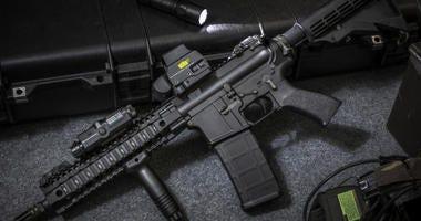 Assault Weapons AR-15