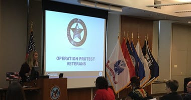 Local Veterans Learn How To Avoid Scams
