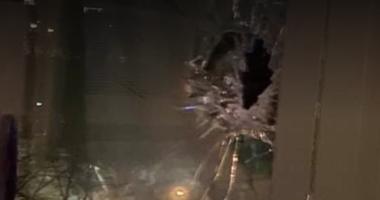 Bullet pierces seventh-floor window of South Loop apartment