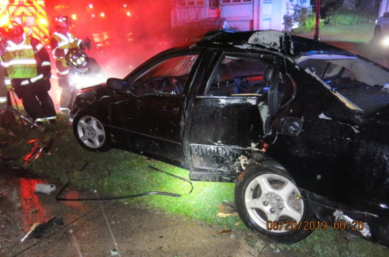 A man is facing DUI and reckless homicide charges for a June 20, 2019, crash that killed his passenger in Riverside.