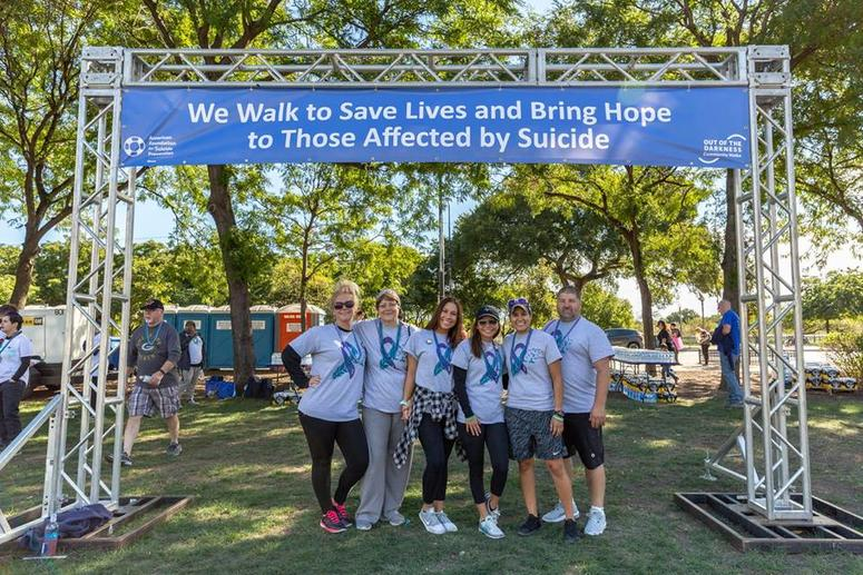 AFSP's Out of the Darkness Chicagoland Walk