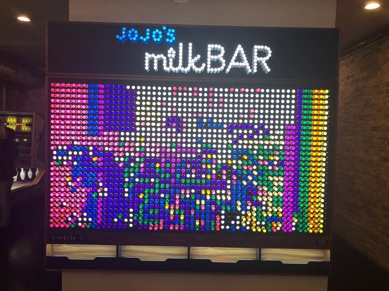 JoJo's Milk Bar