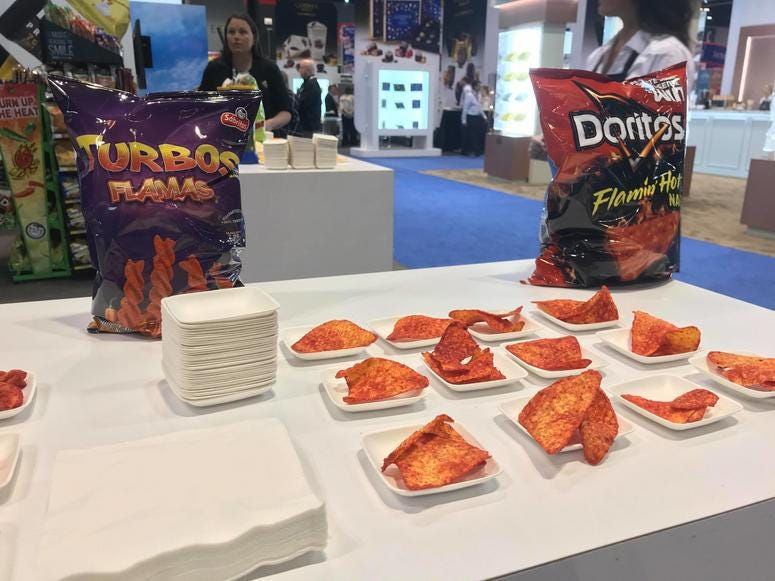 2019 Sweets & Snacks Expo