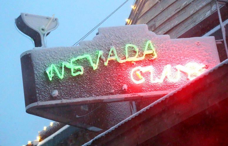 The Nevada Club
