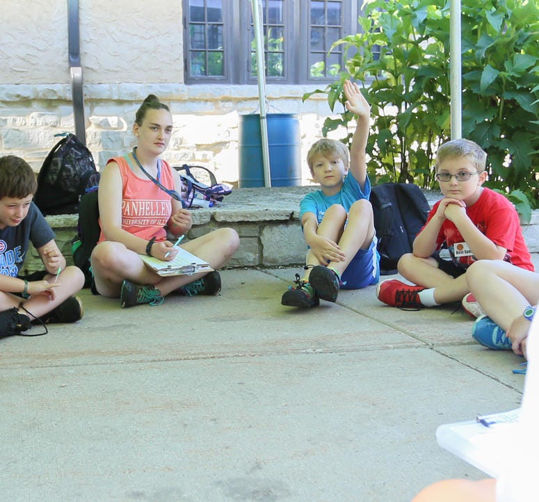 Summer Camp For Children With ADHD Kicks Off This Week