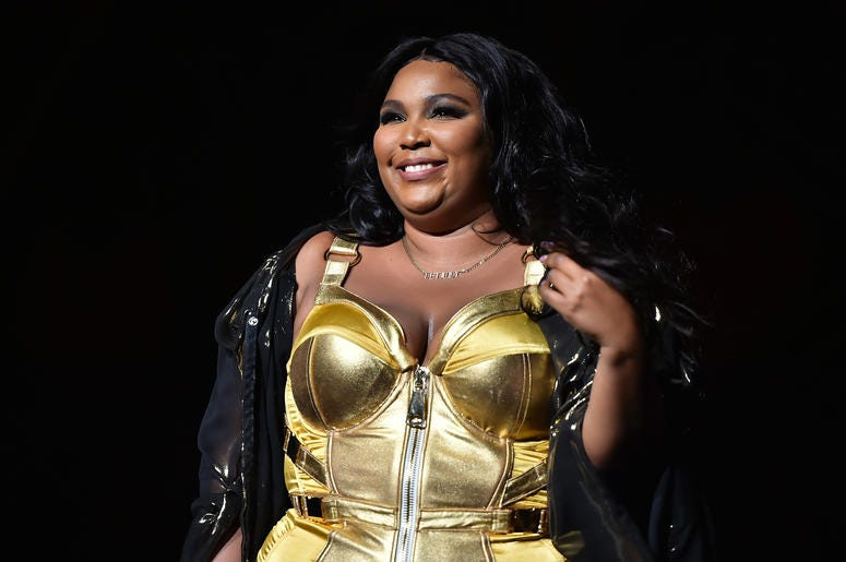 Lizzo performs at Radio City Music Hall on September 24, 2019 in New York City.