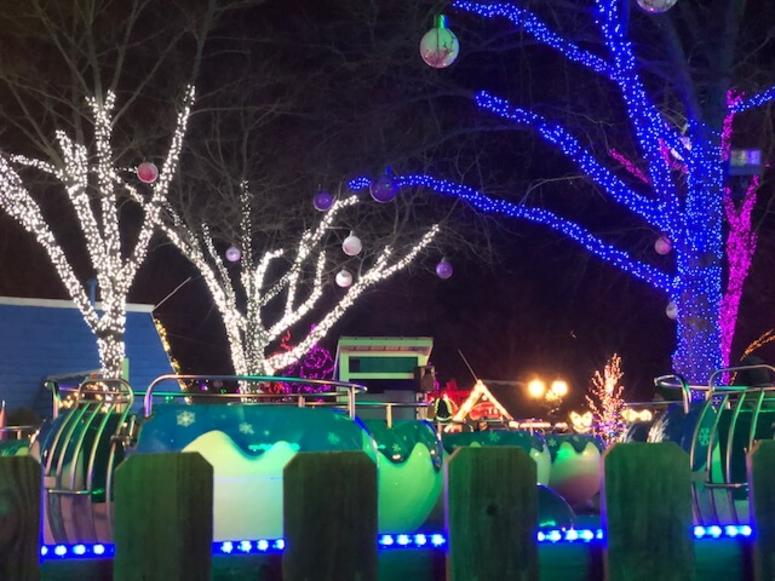 Santa's Village Azoosment Park Magical Christmas Days