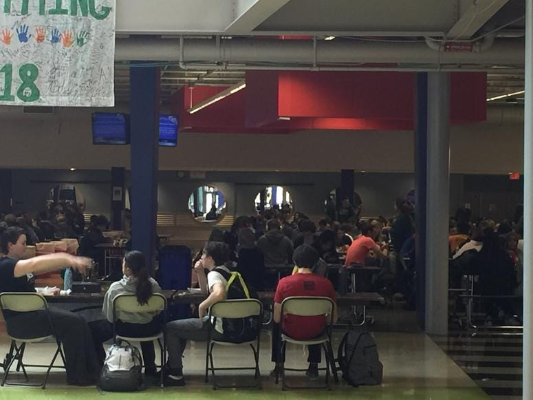 Stagg High School Students Receive Mental Health Training