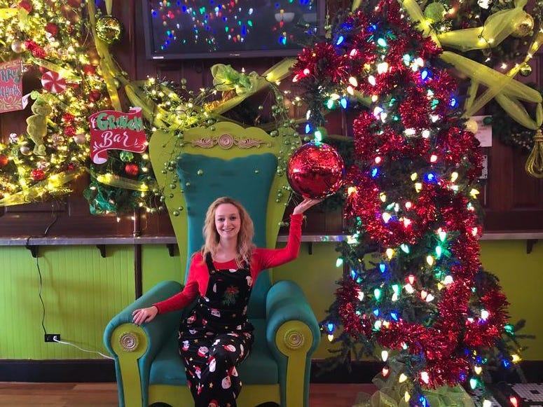 Rudolph's Christmas Bar