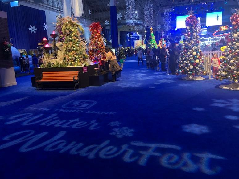 A Guide To Navy Pier S Fifth Third Bank Winter Wonderfest