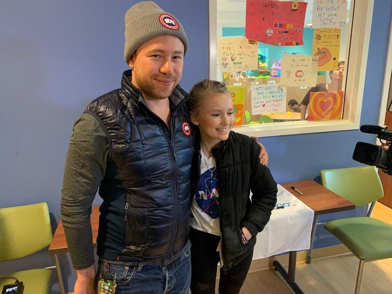 A Chicago man is climbing for a cause as he leaves this weekend to tackle Mount Everest, and continue his quest to finish the Explorer's Grand Slam.
