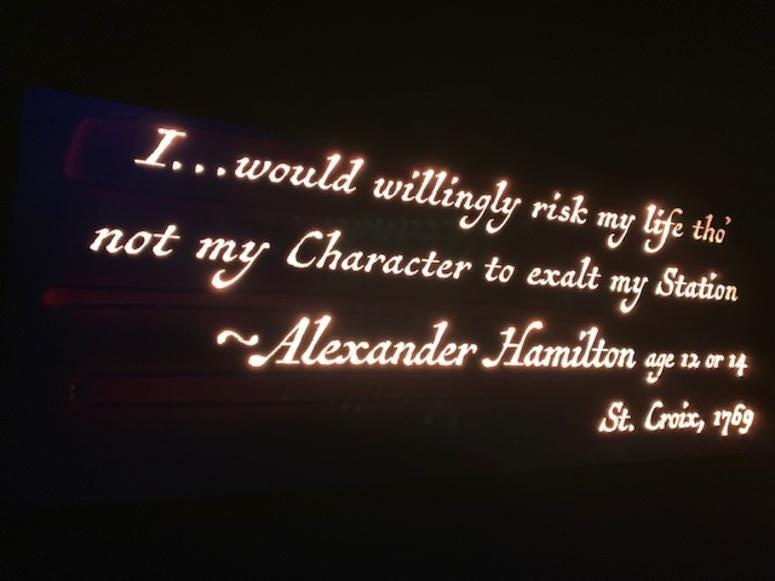 Hamilton: The Exhibition