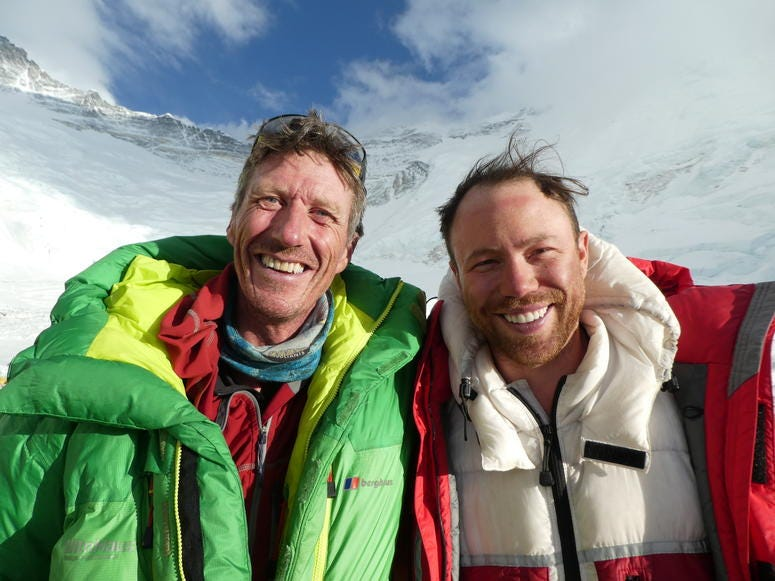 Alex Pancoe, Mount Everest