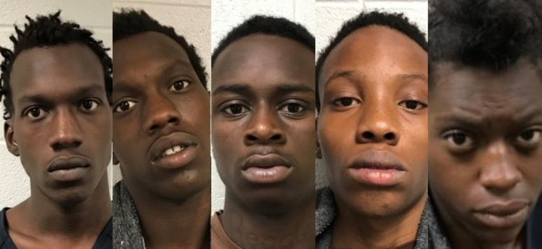 Five Teens Charged With Murder After Accomplice Killed
