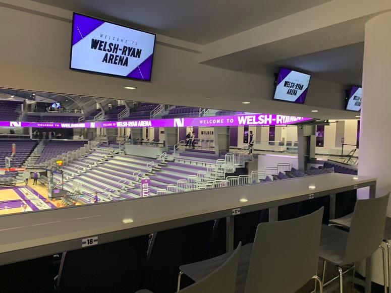 Northwestern Welsh Ryan Arena