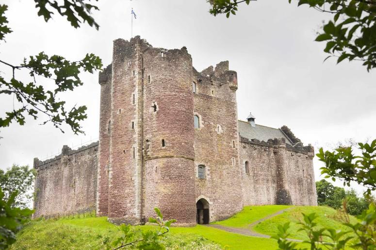 Doune Castle Scotland