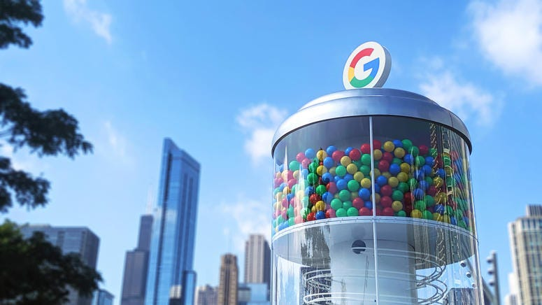 Google Wonderful Weekends Chicago