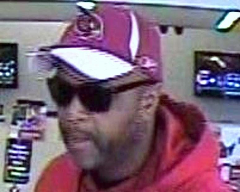 The FBI says this man robbed a TCF Bank branch in Oak Lawn on Nov. 17, 2017.