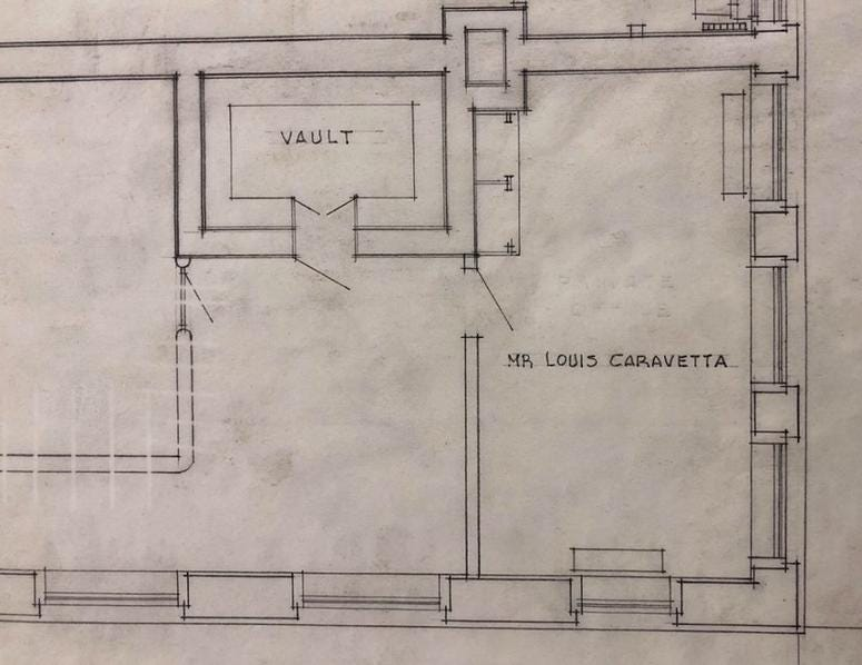 Secret Vault at Harry Caray's Restaurant
