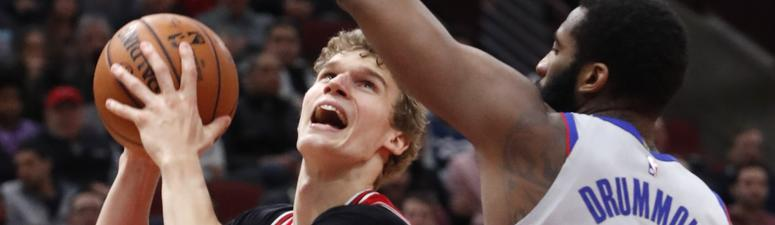 Markkanen Shakes Off Shooting Slump, Bulls Beat Pistons, 109-89