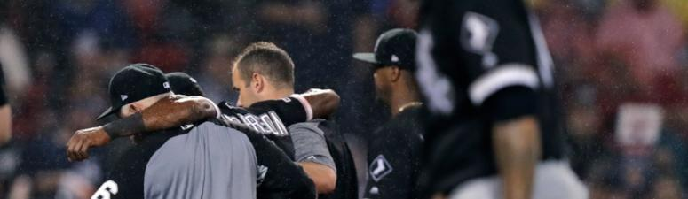 Red Sox Power Past White Sox, Tim Anderson Leaves Game With Injury