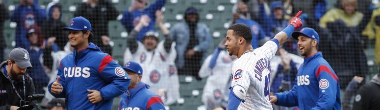 Contreras' HR Ends 15-Inning Marathon For Cubs