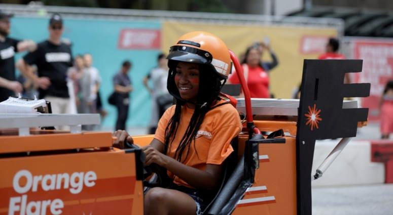 ComEd Icebox Derby