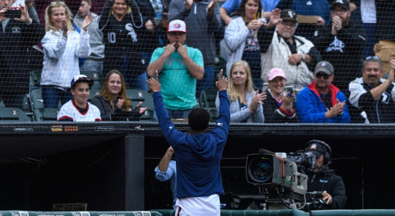 Anderson Earns AL Batting Title As White Sox Beat Tigers