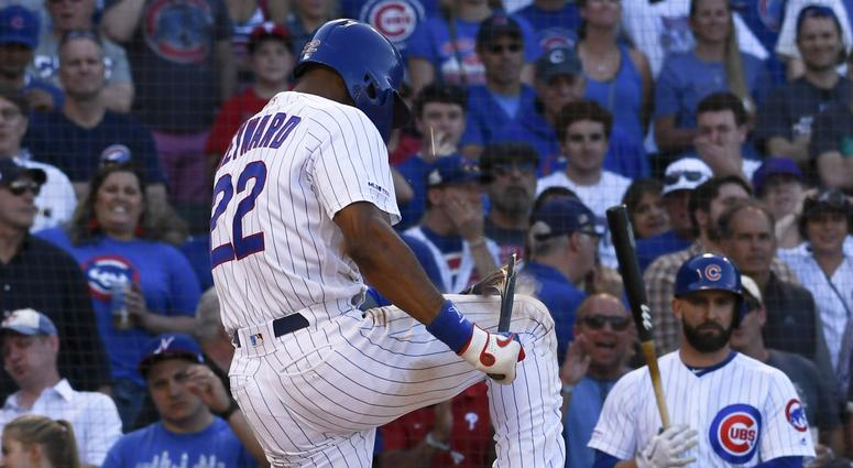 Phillies Hold Off Cubs, 9-7