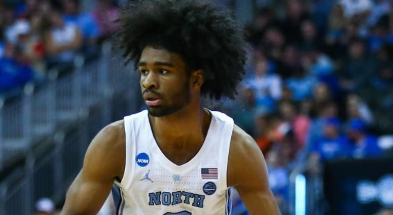 Bulls Draft North Carolina's Coby White At No. 7 Overall