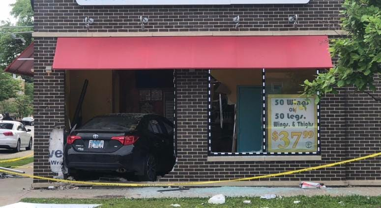 An off-duty officer is being charged with Driving Under the Influence after a woman died when he crashed his car into a building in Gresham, police said.