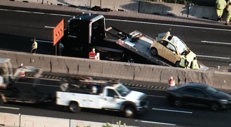 1 Killed In Crash On I-55 In Romeoville, Lanes Blocked | WBBM-AM