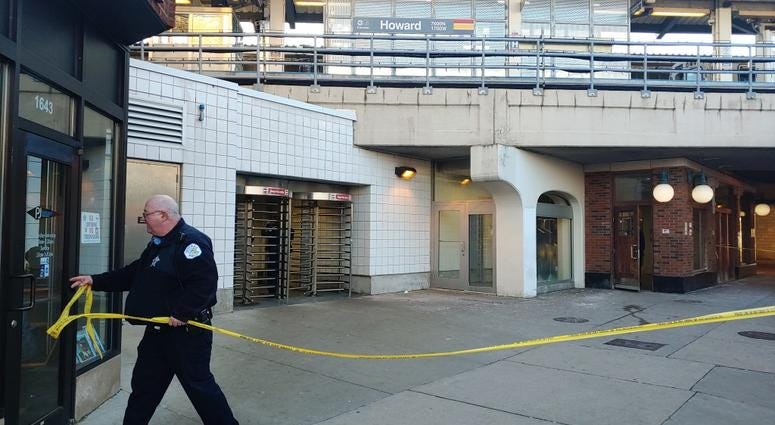 Howard L Station Shooting