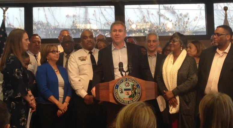 Citadel CEO Ken Griffin Donates $10M To Help Fight Crime In Chicago