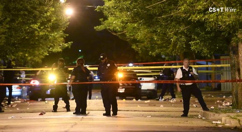 At Least 27 People Shot -- 5 Fatally -- Over Holiday Weekend So Far
