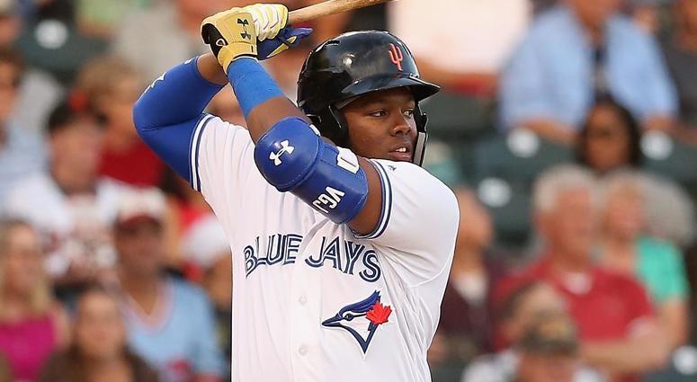 Blue Jays top prospect Vladimir Guerrero Jr. will make his MLB debut on Friday, April 26.
