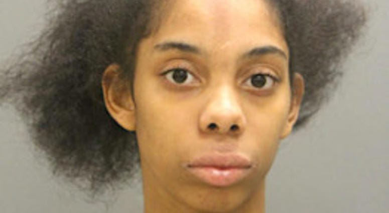 Celeste Christian, 21, was charged with attempted first degree murder of her 3-year-old son.   Chicago police