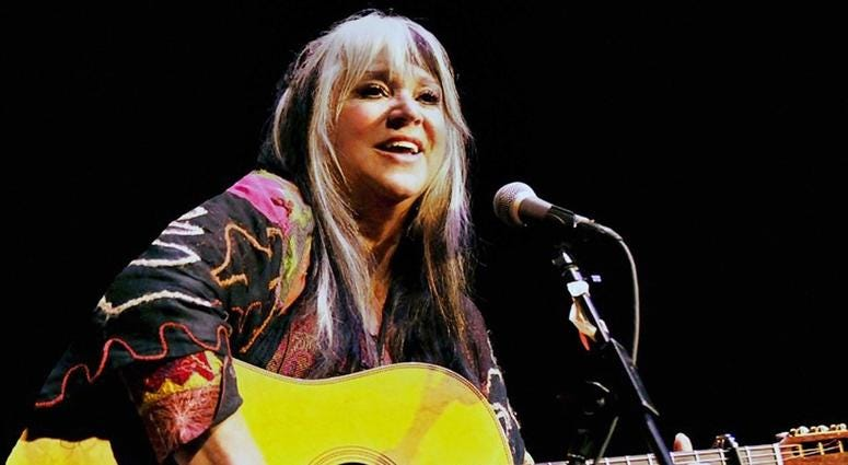 Singer Melanie