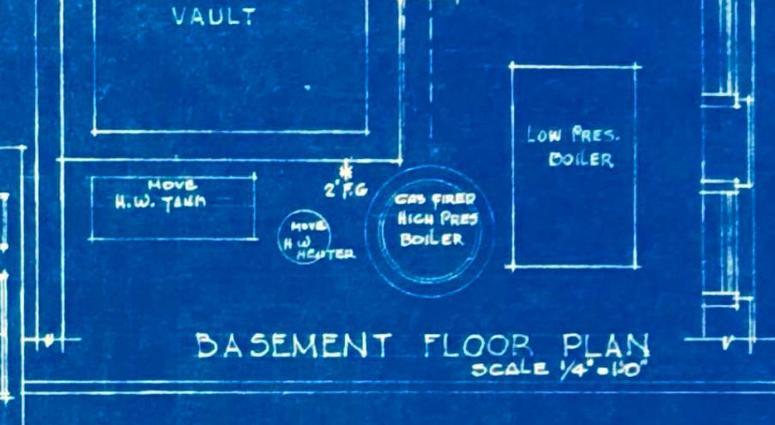Secret Vault found at Harry Caray's Restaurant