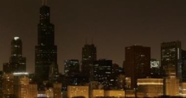 EARTH HOUR CHICAGO 2009