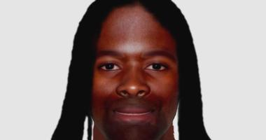 A composite image of the man suspected of child luring
