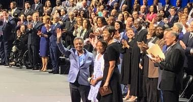Lori Lightfoot Inauguration