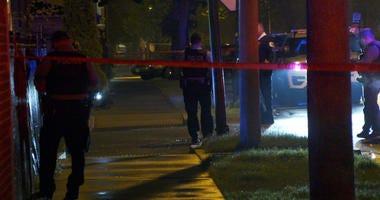South Euclid Avenue shooting